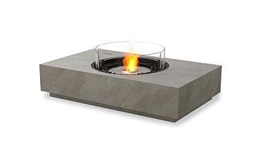 Martini 50 Fire Table - Studio Image by EcoSmart Fire