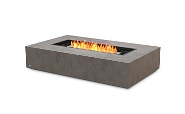 Wharf Fire Table - Studio Image by EcoSmart Fire