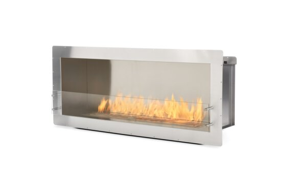 Firebox 1500SS Single Sided Fireplace - Ethanol / Stainless Steel by EcoSmart Fire