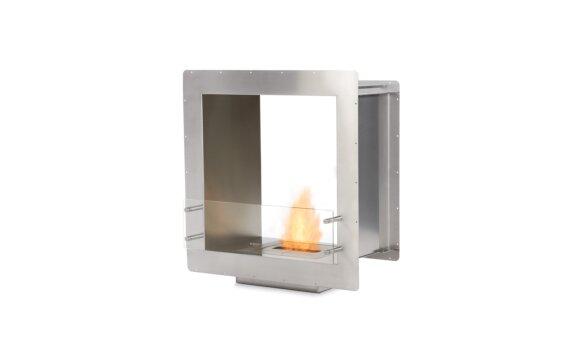 Firebox 650DB Fireplace Insert - Ethanol / Stainless Steel by EcoSmart Fire