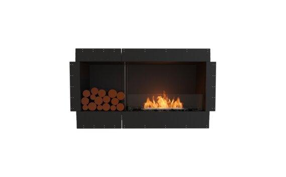 Flex 50SS.BXL Single Sided - Ethanol / Black / Uninstalled View by EcoSmart Fire
