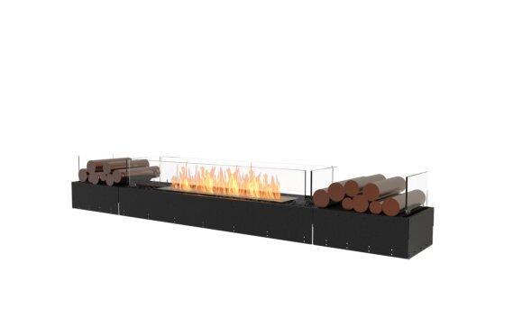 Flex 86BN.BX2 Bench - Ethanol / Black / Uninstalled View by EcoSmart Fire