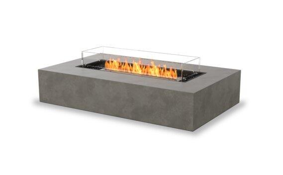 Wharf 65 Fire Table - Ethanol / Natural / Optional Fire Screen by EcoSmart Fire