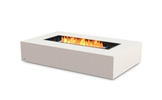 Wharf Fire Table - Ethanol / Bone by EcoSmart Fire