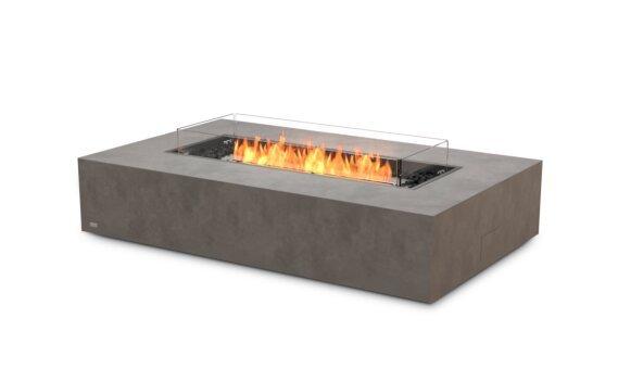 Wharf Fire Table - Ethanol / Natural / Optional Fire Screen by EcoSmart Fire