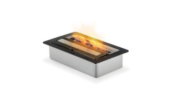 XS340 Ethanol Burner - Ethanol / Black by EcoSmart Fire