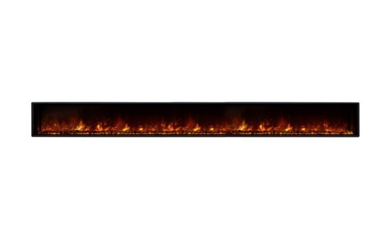 EL120 Electric Fireplace - Electric / Black by EcoSmart Fire