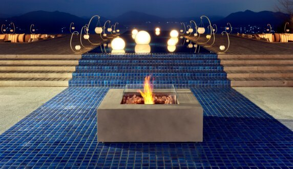 Commercial Space - Base 30 Fire Table by EcoSmart Fire