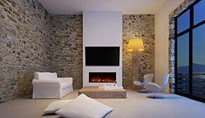 EL40 Fireplace Insert - In-Situ Image by EcoSmart Fire