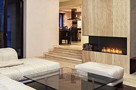 Flex 68LC.BXL Flex Fireplace - In-Situ Image by EcoSmart Fire