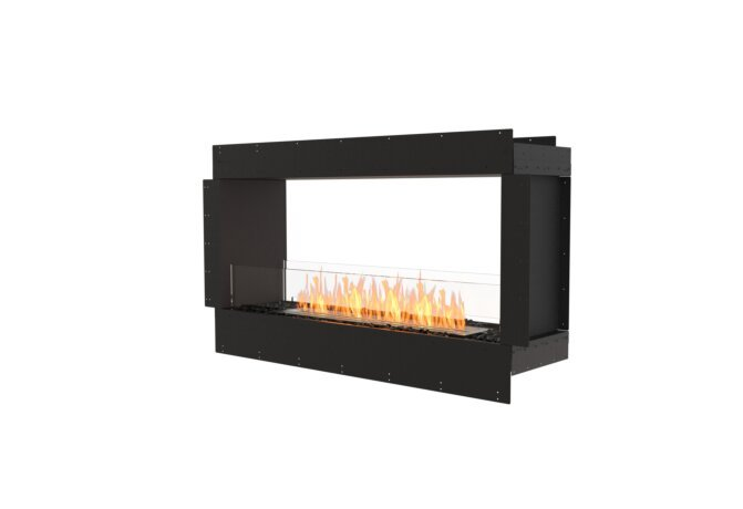Flex 50DB Flex Fireplace - Ethanol / Black / Uninstalled View by EcoSmart Fire
