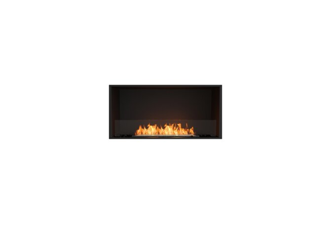 Flex 42SS Single Sided - Ethanol / Black / Installed View by EcoSmart Fire