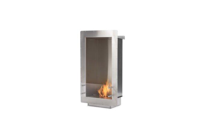 Firebox 450SS Fireplace Insert - Ethanol / Stainless Steel by EcoSmart Fire