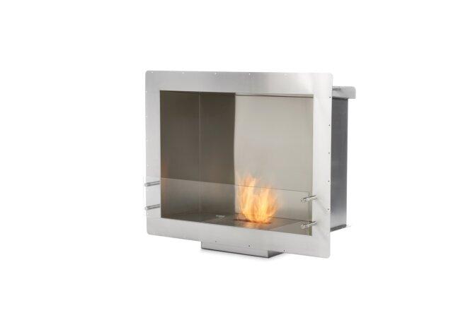 Firebox 900SS Fireplace Insert - Ethanol / Stainless Steel by EcoSmart Fire