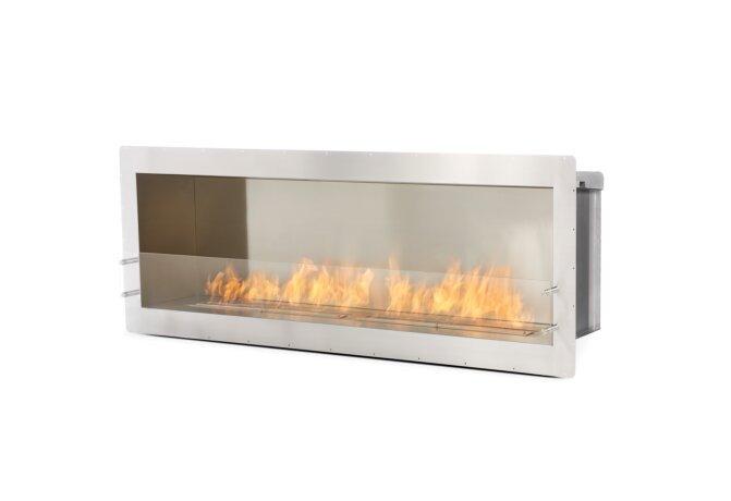 Firebox 1700SS Fireplace Insert - Ethanol / Stainless Steel by EcoSmart Fire