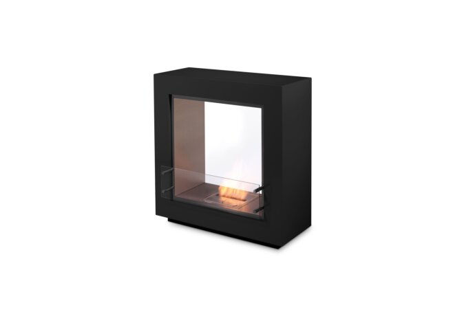 Fusion Designer Fireplace - Ethanol / Black by EcoSmart Fire