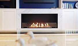 Tresor Drummoyne Commercial Fireplaces Single Sided Idea