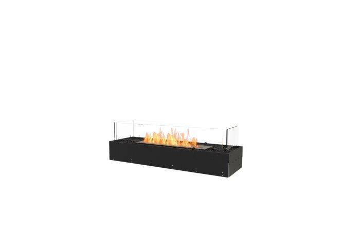 Flex 42BN Bench - Ethanol / Black / Uninstalled View by EcoSmart Fire