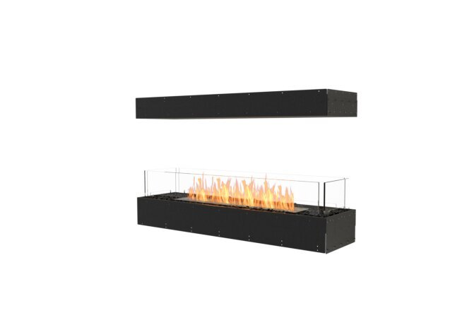 Flex 50IL Island - Ethanol / Black / Uninstalled by EcoSmart Fire