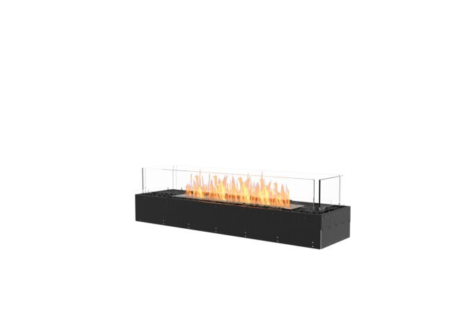 Flex 50BN Bench - Ethanol / Black / Uninstalled View by EcoSmart Fire