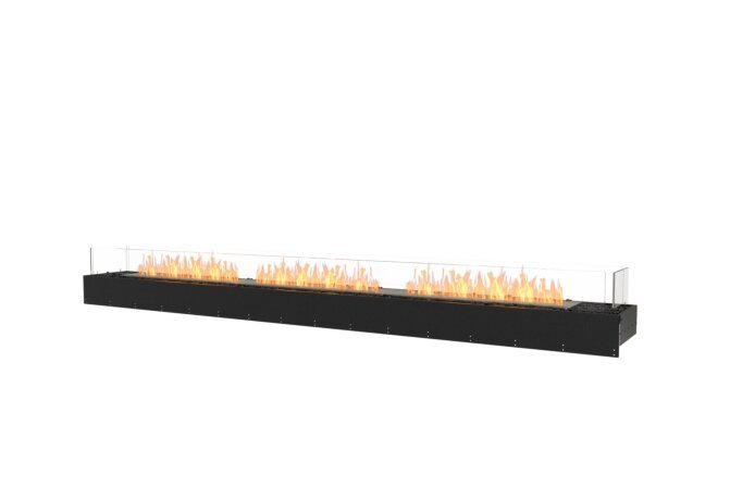 Flex 122BN Bench - Ethanol / Black / Uninstalled View by EcoSmart Fire