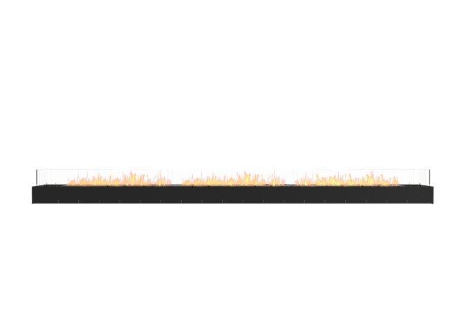 Flex 158BN Bench - Ethanol / Black / Uninstalled View by EcoSmart Fire
