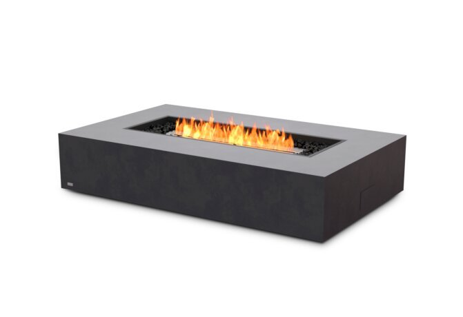 Wharf Fire Table - Ethanol / Graphite by EcoSmart Fire