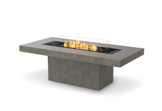 Gin 90 (Dining) Fire Table - Gas LP/NG / Natural by EcoSmart Fire