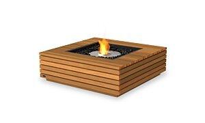 Base 40 Indoor Fireplace - Studio Image by EcoSmart Fire
