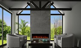Private Residence Electric Fireplaces Electric Sery Idea
