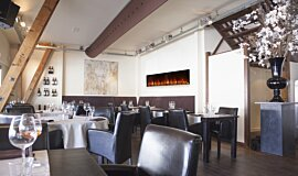 Restaurant Electric Fireplaces Electric Sery Idea