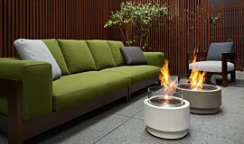 Merkmal Showroom Freestanding Fireplaces Fire Pit Idea