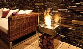 Stilhof Outdoor Fireplaces Designer Fireplace Idea