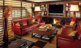 Park Lane Premium Fireplace Series Built-In Fire Idea