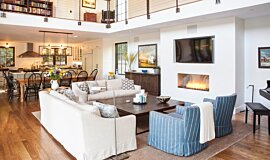 Studio City MAD Services Built-In Fire Idea