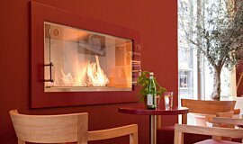 Vapiano, UK Indoor Fireplaces Fireplace Insert Idea