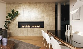 Merkmal Showroom Indoor Fireplaces Ethanol Burner Idea