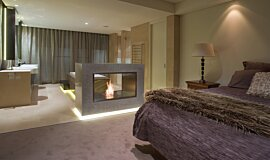 Private Residence Premium Fireplace Series Fireplace Insert Idea