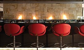 Hurricane's Grill & Bar Hospitality Fireplaces Ethanol Burner Idea