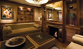 St James Boutique Hotel Commercial Fireplaces Ethanol Burner Idea