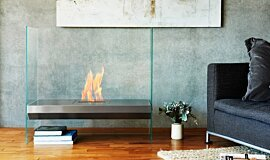 Merkmal Japan EcoSmart Fire Designer Fireplace Idea