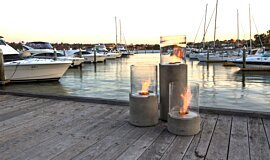 Hunters Hill Fire Pits Freestanding Fire Idea