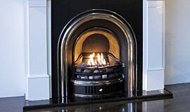 Private Residence Traditional Fireplaces Ethanol Burner Idea
