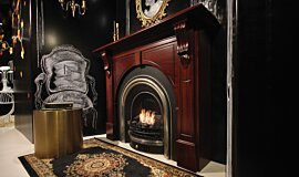 TFC Showroom Traditional Fireplaces Ethanol Burner Idea