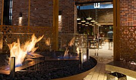 Junction Moama Commercial Fireplaces Ethanol Burner Idea