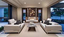 Churchlands Residence Indoor Fireplaces Ethanol Burner Idea