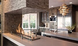 Notion Design Linear Fires Ethanol Burner Idea