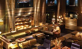 Paramount Hotel Indoor Fireplaces Ethanol Burner Idea