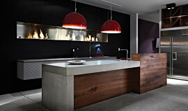 Stilhof Design Centre Kitchen Interior Designs Ethanol Burner Idea