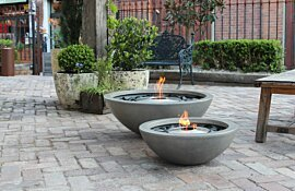 Installation Mix 850 Fire Pits by EcoSmart Fire